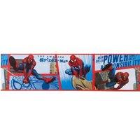 Marvel Spiderman Border