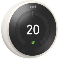 Google Nest 3rd Generation Learning thermostat White