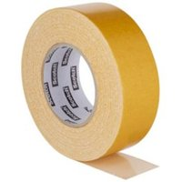 Scotch Yellow Double sided tape (L)25m (W)48mm