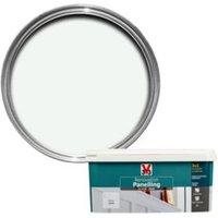 V33 Renovation White Satin Panelling Paint 2L