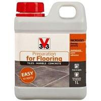 V33 Floor prep Smooth Floor preparation 1L