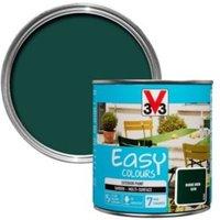V33 Easy Basque green Satin Furniture paint 500 ml