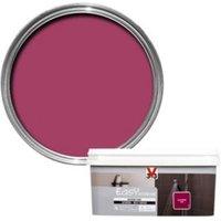 V33 Easy Blackcurrant Satin Bathroom Paint 2L