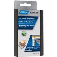 Norton Expert 60 Medium Angled Sanding Sponge