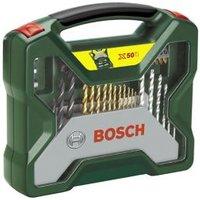Bosch X-Line Mixed Drill Bit Accessory Set  50 Piece
