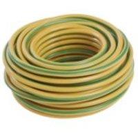 Nexans Single core 1 Conduit wire 4 mm² 6491X Brown 10 m