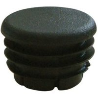 FFA Concept PVC Black End Fitting  Pack of 10