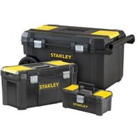 Stanley Plastic Tool chest bundle