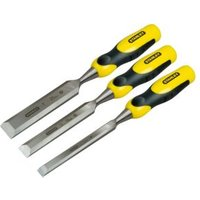 Stanley Chisel Set  Pack of 3