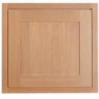 Cooke & Lewis Carisbrooke Oak Framed Oven Housing Door (W)600mm