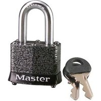 Master Lock Steel 4-Pin Tumbler Cylinder Open Shackle Padlock (W)40mm