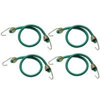 Master Lock Multicolour Bungee Cord (L)0.25M  Pack of 4