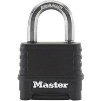 Master Lock Weather Tough Zinc Resettable Combination Boron Carbide Padlock (W)57mm