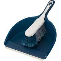 Elephant Dustpan & brush set (W)233mm