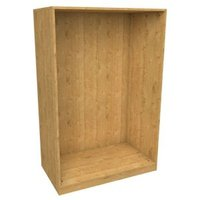 Darwin Modular Oak Effect Large Chest Cabinet (H)1506mm (W)1000mm (D)566mm
