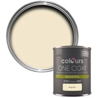 Colours One Coat Magnolia Eggshell Wood & Metal Paint 750 ml