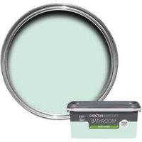 Colours Bathroom Duck egg Soft sheen Emulsion paint 2.5L