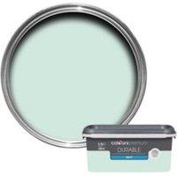 Colours Durable Duck egg Matt Emulsion paint 2.5L