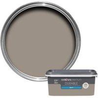 Colours Durable Taupe Matt Emulsion paint 2.5L