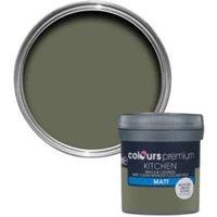 Colours Kitchen Crocodile Matt Emulsion paint 0.05L Tester pot