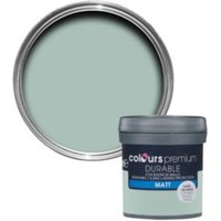 Colours Durable Eau De Nil Matt Emulsion Paint 0.05L Tester Pot