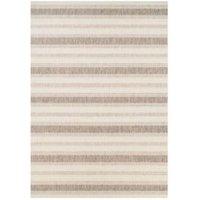 Colours Arianna Cream & natural Rug (L)1.2m (W)0.6 m
