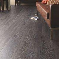 Amadeo Bedrock Oak effect Laminate flooring 2.22 m² Pack