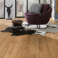 Nobile Chestnut effect Laminate flooring 1.73 m² Pack