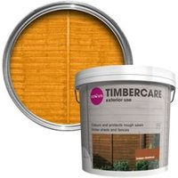 'Colours Timbercare Golden Chestnut Fence & Shed Wood Stain  9l