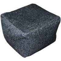 Primeur Elite Plain Bean bag cube Black