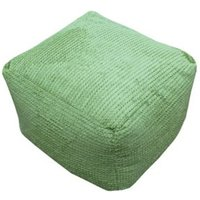 Primeur Bubble Plain Bean bag cube Lime