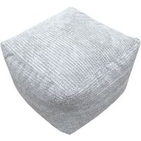 Primeur Bubble Plain Bean bag cube Stone