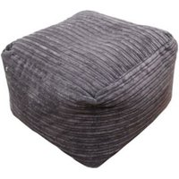 Primeur Metropolis Plain Bean bag cube Chocolate