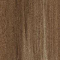 12.5mm Exilis Colorado Wood effect Square edge Solid core laminate Worktop (L)1.5m (D)425mm