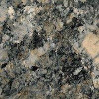 Carnival granite Marble effect Brown Vanity top  (W)365mm