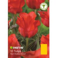 Tulip Red riding hood Bulbs