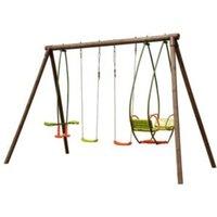 Burinka Swing Set