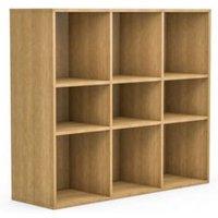 Form Konnect Oak effect Storage unit (H)862mm (W)1032mm