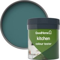 GoodHome Kitchen Milltown Matt Emulsion paint 0.05L Tester pot