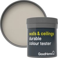 GoodHome Durable Merida Matt Emulsion paint 0.05L Tester pot