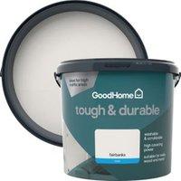 GoodHome Durable Fairbanks Matt Emulsion paint 5L