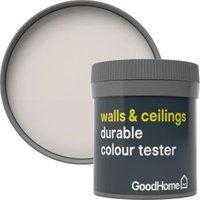GoodHome Durable Quebec Matt Emulsion paint 0.05L Tester pot