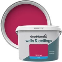 GoodHome Walls & ceilings Himonya Matt Emulsion paint 2.5L