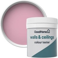 GoodHome Walls & ceilings Hyogo Matt Emulsion paint 0.05L Tester pot