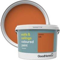GoodHome Walls & ceilings Aravaca Silk Emulsion paint 2.5L