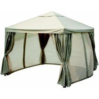Blooma Barnum Grey Gazebo