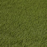 Olive Artificial grass (W)2 m x (L)4m x (T)47mm