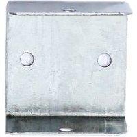 Blooma Steel Fence bracket (W)45mm (D)25mm