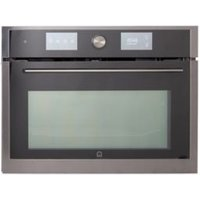 GoodHome Bamia GHCOM50 Black Built-in Electric Compact Multifunction with microwave Oven