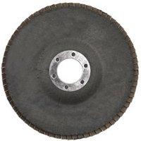Universal 120 grit Flap disc (Dia)115mm